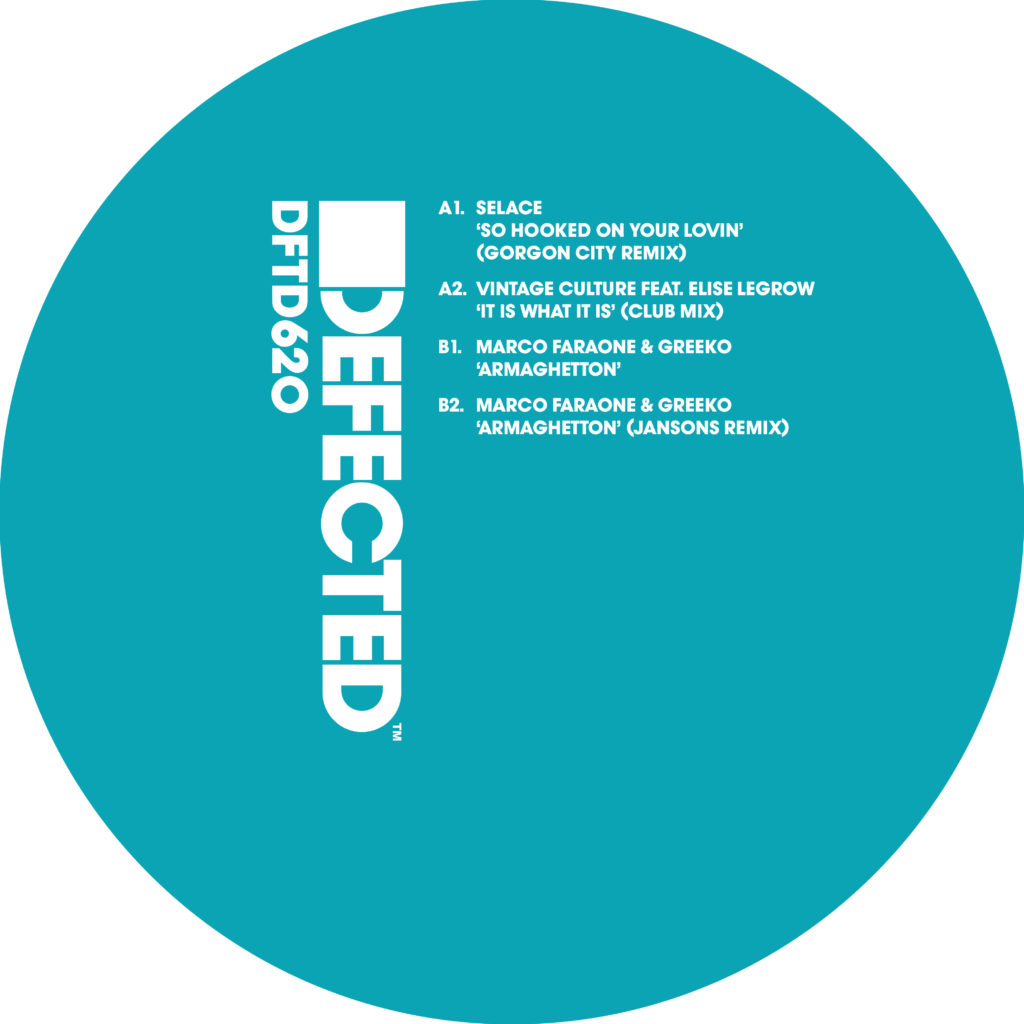 Various/DEFECTED: EP10 12""