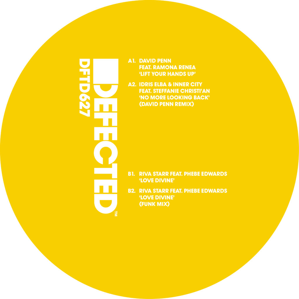 """Various/DEFECTED: EP12 12"""""""