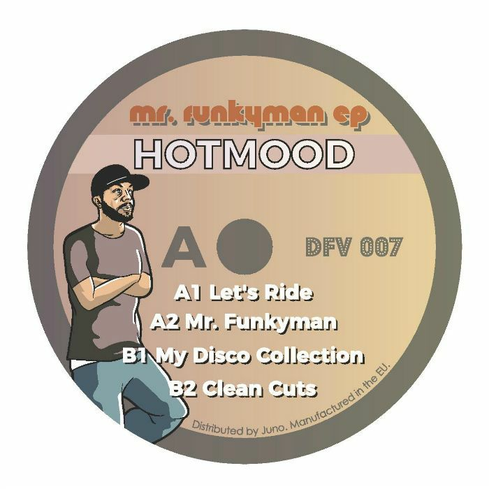 Hotmood/MR. FUNKYMAN EP 12""