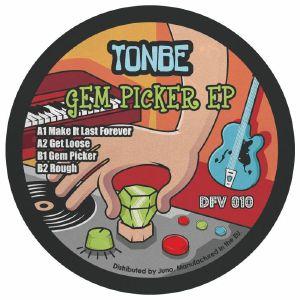 "Tonbe/GEM PICKER EP 12"""