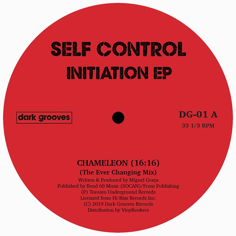 "Self Control/INITIATION EP 12"""