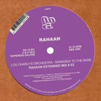 Rahaan/SWINGING TO THE BASS 12""