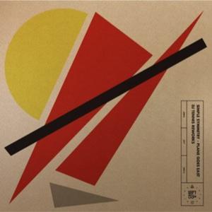"Simple Symmetry/DJ TENNIS REMIXES 12"""