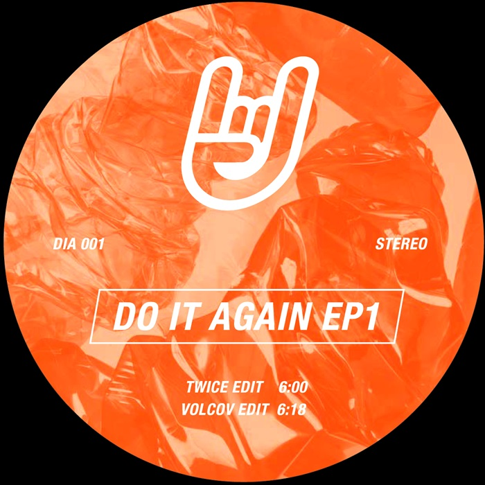 Twice & Volcov/DO IT AGAIN EP 1 12""