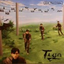 Tiga/(FAR FROM) HOME - CHICKEN LIPS 7""