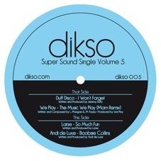 "Various/SUPER SOUND SINGLE VOL. 5 12"""