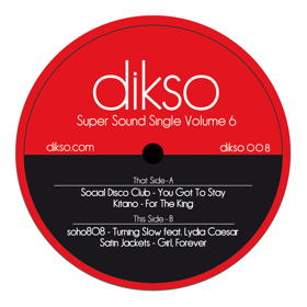 "Various/SUPER SOUND SINGLE VOL. 6 12"""