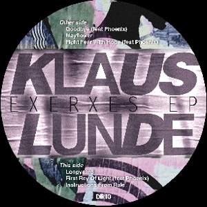 "Klaus Lunde/EXERXES EP 12"""