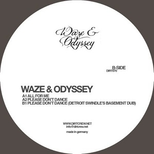 Waze & Odyssey/PLEASE DON'T DANCE EP 12""