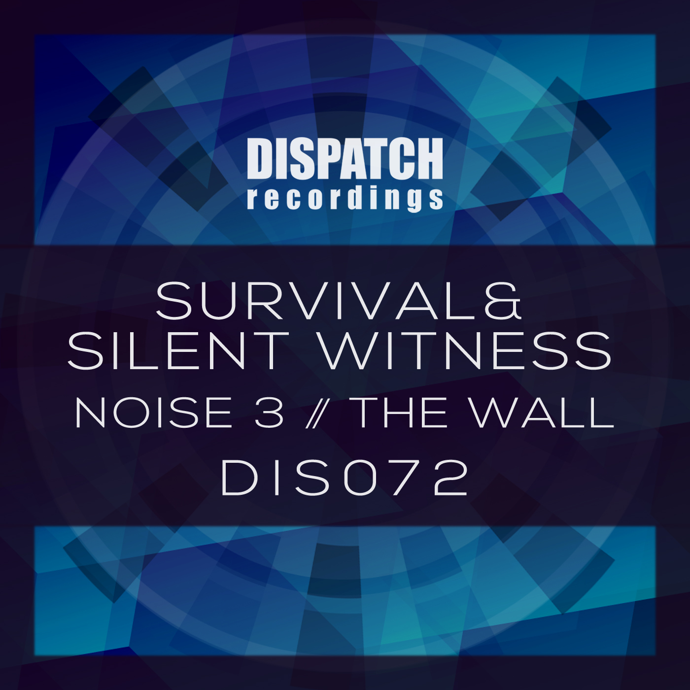 Survival & Silent Witness/NOISE 3 12""