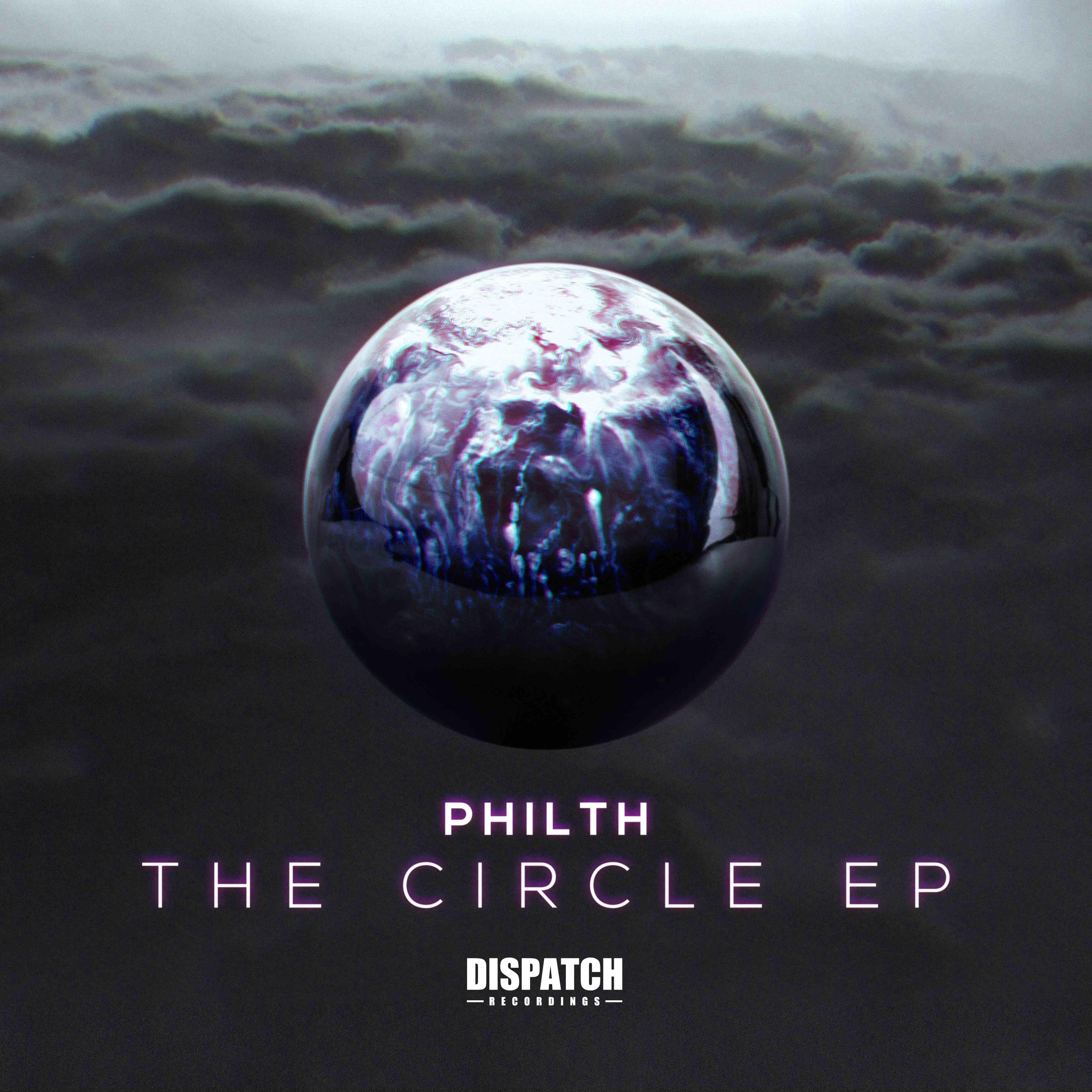 "Philth/THE CIRCLE 12"""
