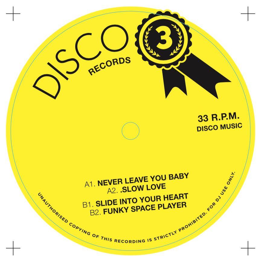 "Various/DISCO3 12"""