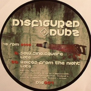 Skream & Cluekid/SANDSNAKE REMIXES 12""