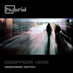 Hybrid/DISAPPEAR HERE (WIDESCREEN) DCD