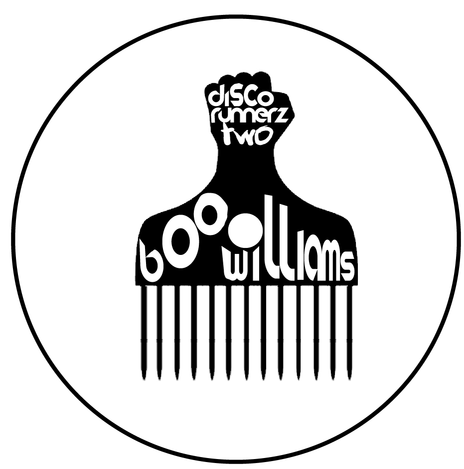 "Boo Williams/DISCO RUNNERZ 2 12"""