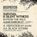 Survival/IN FROM THE WILD SAMPLER #1 12""