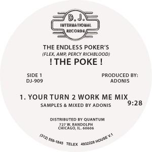 "Endless Pokers/THE POKE 12"""