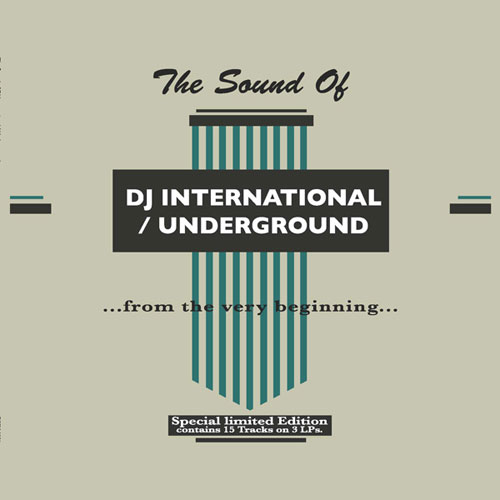 Various/SOUND OF DJ INTERNATIONAL 3LP