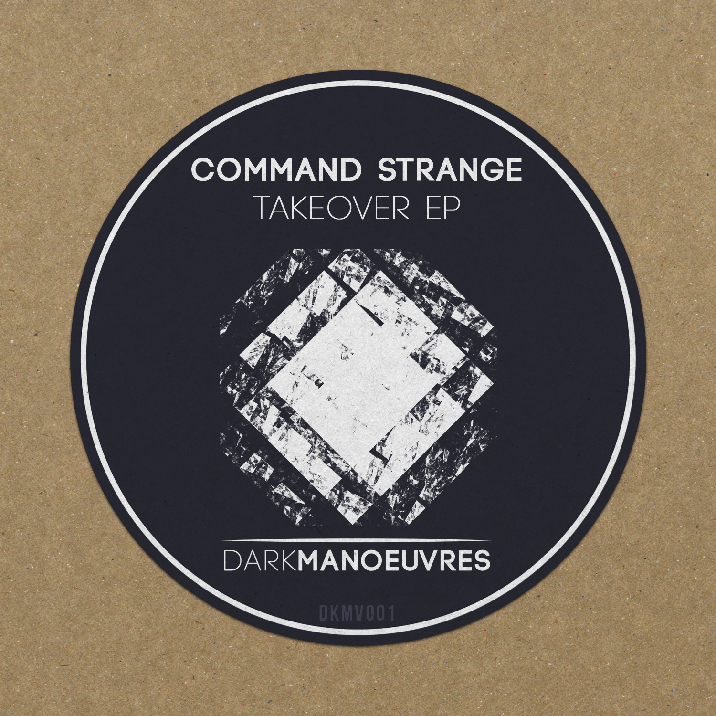 """Command Strange/TAKEOVER 12"""""""
