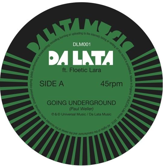 """Da Lata/GOING UNDERGROUND 7"""""""