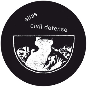 Alias/CIVIL DEFENSE (RON HARDY EDIT) 12""
