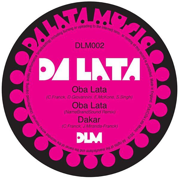 """Da Lata/OBA LATA 12"""""""