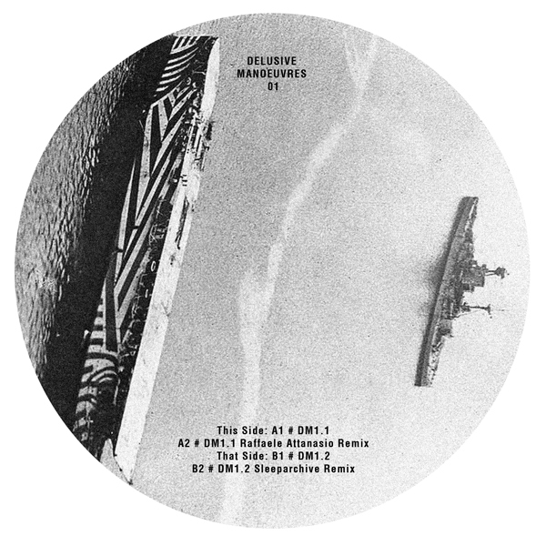 Delusive Manoeuvres/DM001 12""
