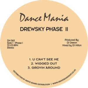 "Drewsky/PHASE II 12"""