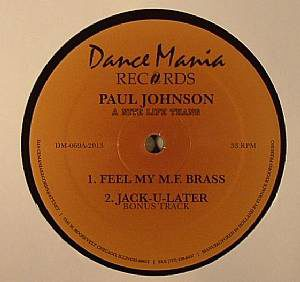 Paul Johnson/A NITE LIFE THANG 12""