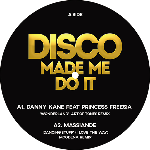Various/DISCO MADE ME DO IT: 2021 12""