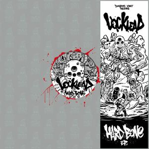"Locklead/HARD BONE EP 12"""
