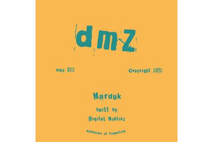 """Digital Mystikz/MARDUK 12"""""""