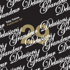"Toby Tobias/PATHFINDER EP 12"""
