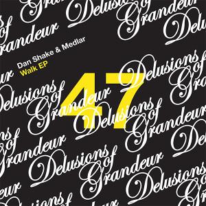 "Dan Shake & Medlar/WALK EP 12"""