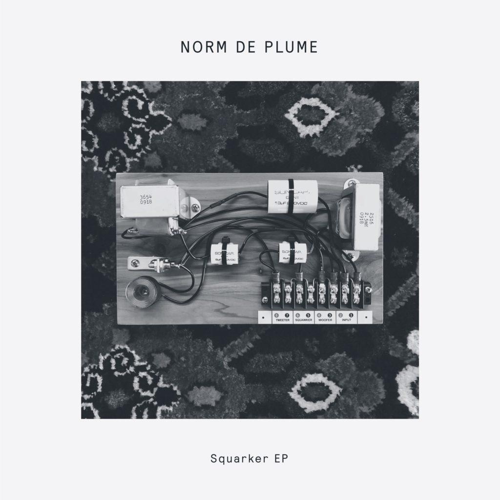 """Norm De Plume/SQUARKER EP 12"""""""