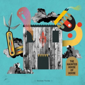 Session Victim/THE HAUNTED HOUSE OF...CD