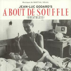 Martial Solal/A BOUT SOUFFLE OST (CV) LP