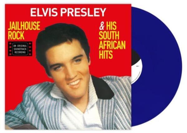 Elvis Presley/JAILHOUSE ROCK S AFRICA LP