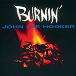 John Lee Hooker/BURNIN' LP