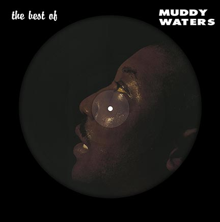 Muddy Waters/BEST OF MUDDY WATERS PIC LP