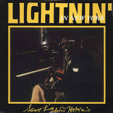 Lightnin' Hopkins/LIGHTNIN' IN N.Y. LP
