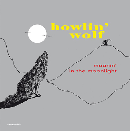 Howlin' Wolf/MOANIN' IN THE (180g) LP