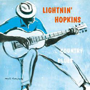 Lightnin' Hopkins/COUNTRY BLUES LP