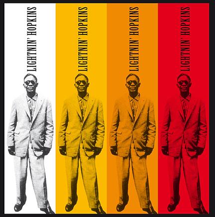 Lightnin' Hopkins/SELF TITLED (180g) LP