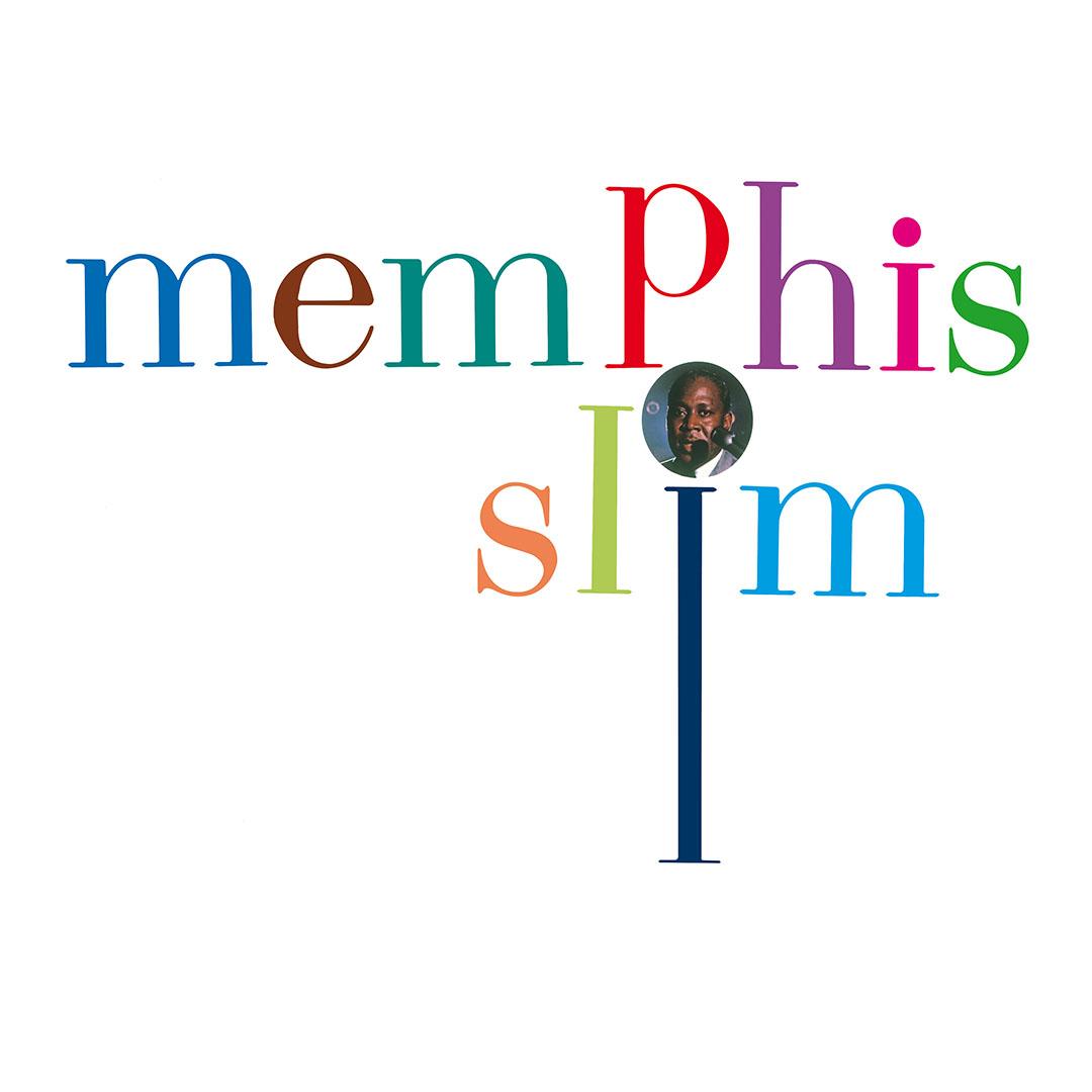 Memphis Slim/MEMPHIS SLIM LP