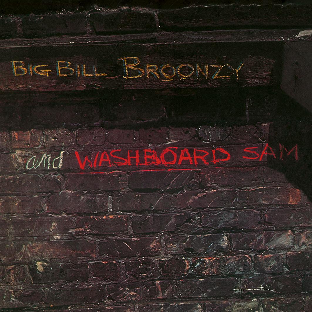 Big Bill Broonzy & Washboard Sam/SAME LP