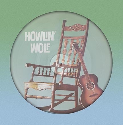 Howlin' Wolf/HOWLIN' WOLF PIC LP