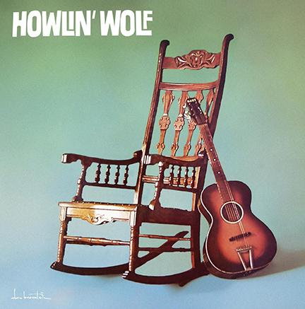 Howlin' Wolf/HOWLIN' WOLF (180g) LP