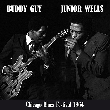 Buddy Guy & J.Wells/BLUES FEST (180G) LP