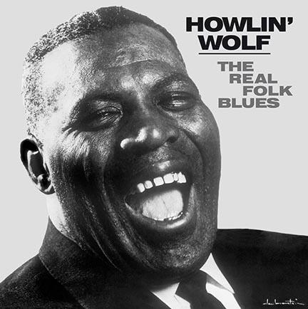 Howlin' Wolf/REAL FOLK BLUES (180g) LP